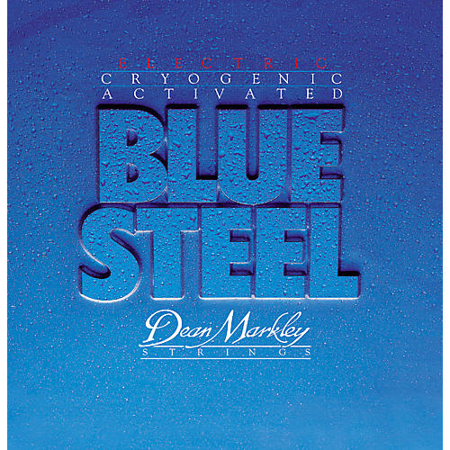 Dean Markley 2552 Blue Steel Light Electric Guitar Strings-thumbnail