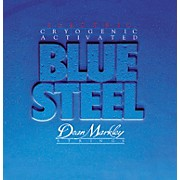 Dean Markley 2554 Blue Steel Custom Light Electric Guitar Strings