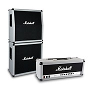 Marshall 2555X Silver Jubilee 100W Half Stack with Angled 4x12 Cabinet