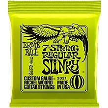 Ernie Ball 2621 Nickel 7-String Slinky Electric Guitar Strings