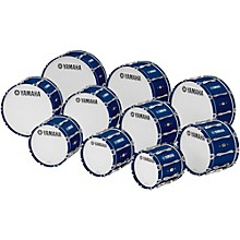 "Yamaha 28"" x 14"" 8300 Series Field-Corps Marching Bass Drum"