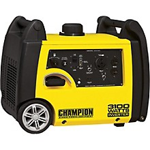 Champion Power Equipment 2800/3100 Watt Portable Gas-Powered Inverter Generator