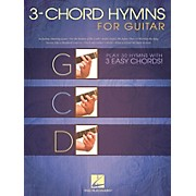 Hal Leonard 3-Chord Hymns For Guitar - Play 30 Hymns With 3 Easy Chords guitar songbook