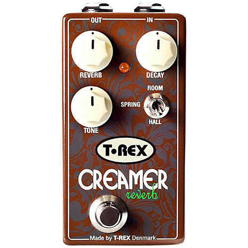 T-Rex Engineering 3-Mode Reverb Guitar Effects Pedal-thumbnail