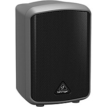 Behringer 30-Watt Speaker with Bluetooth Connectivity and Battery Operation