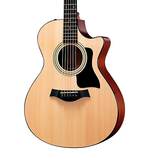 Taylor 300 Series 312ce Grand Concert Acoustic-Electric Guitar-thumbnail
