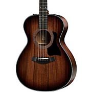 Taylor 300 Series 322e-SEB Grand Concert Acoustic-Electric Guitar