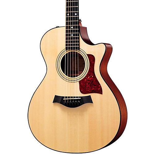 Taylor 312ce Sapele/Spruce Grand Concert Acoustic-Electric Guitar-thumbnail