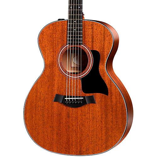 Taylor 324e Mahogany Top Grand Auditorium Acoustic-Electric Guitar-thumbnail