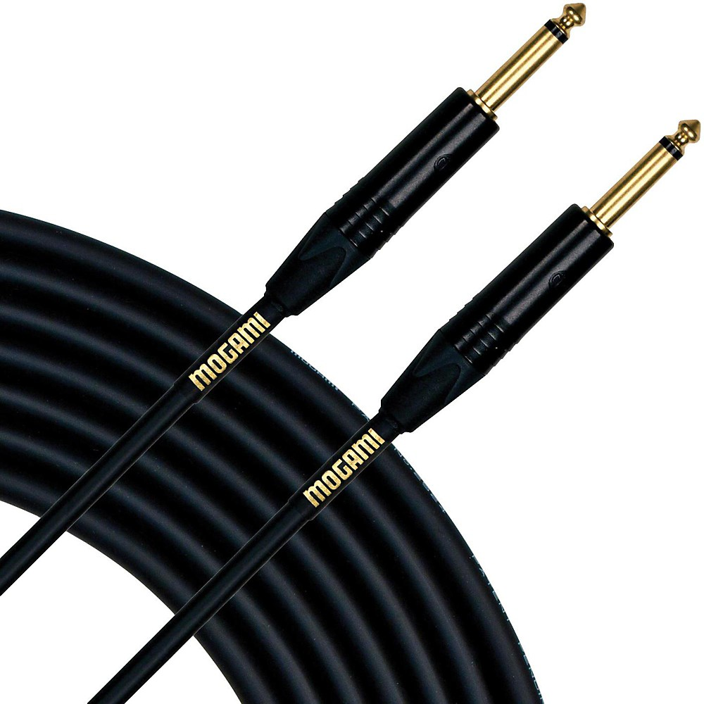 Mogami Gold Series Instrument Cable 18 Foot