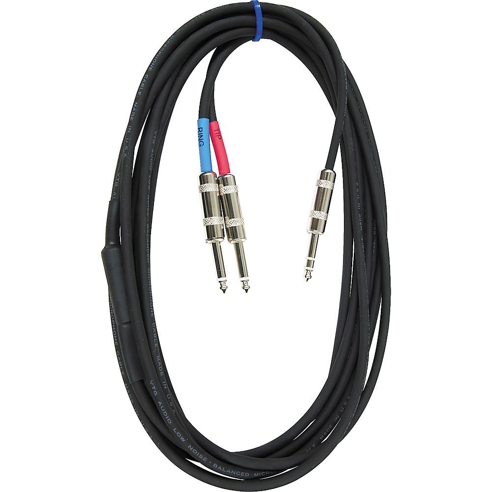Rapco Horizon 1/4-Inch Insert Cable 6 Foot