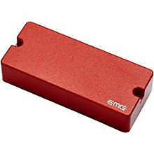 EMG 35DC Bass Humbucker Pickup Red