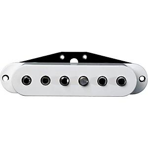 DiMarzio DP175S True Velvet Single Coil Middle Electric Guitar Pickup White