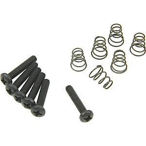 DiMarzio Single Coil Mounting Hardware Kit Black