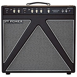 3rd Power Amps American Dream 30W 1x12 Tube Guitar Combo Amp (AD-112)