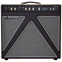 3rd Power Amps American Dream 30W 1x12 Tube Guitar Combo Amp with Alnico Gold Speaker (AD-112-GOLD)