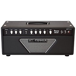 3rd Power Amps BD-AMP British Dream 38/18 Watt 2 Channel Tube Guitar Head (BD-AMP)