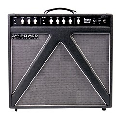 3rd Power Amps British Dream 30W 1x12 Tube Guitar Combo Amp with Alnico Gold Speaker (BD-112-GOLD)