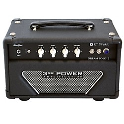 3rd Power Amps Dream Solo 2 22W Tube Guitar Amp Head (USED004000 DS2-AMP)