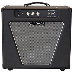 3rd Power Amps Dream Solo 22W 1x12 Tube Guitar Combo Amp (DSI-FLEX-112)