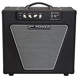 3rd Power Amps Dream Solo 3 22W 1x12 Tube Guitar Combo Amp (DS3-FLEX-112)