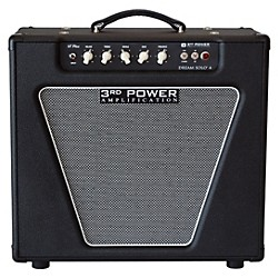 3rd Power Amps Dream Solo 4 22W 1x12 Tube Guitar Combo Amp (DS-4-FLEX-112)