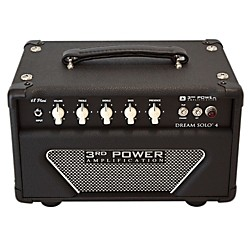 3rd Power Amps Dream Solo 4 22W Tube Guitar Amp Head (DS-4-AMP)