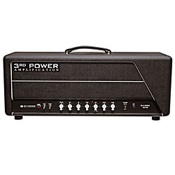 3rd Power Amps HLH Series HD100 Handwired 100W Tube Guitar Amp Head (HD100-AMP)