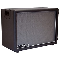 3rd Power Amps Switchback Series SB212 Guitar Speaker Cabinet with Celestion Alnico Gold and Vintage 30 Speakers (SB212 V30-GOLD)