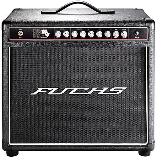 Fuchs 4 Aces 4W Tube Guitar Combo Mini-Amp-thumbnail