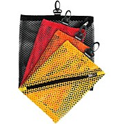 Vaultz 4 Pack Mesh Bags Assorted Colors