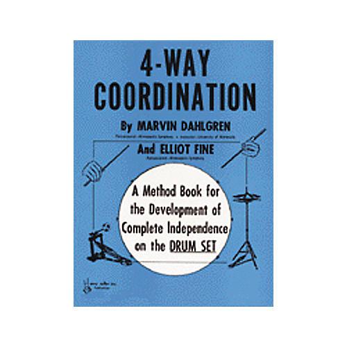 Alfred 4-Way Coordination Book