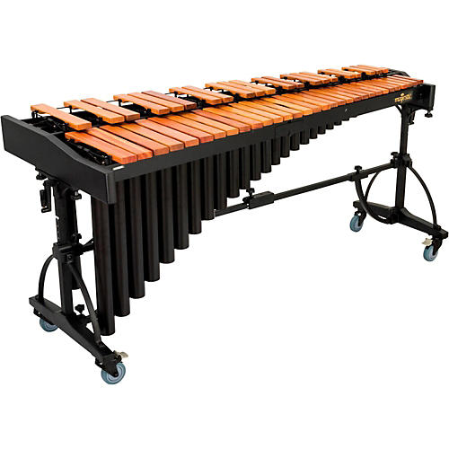 Majestic 4.3-Octave Deluxe Series Marimba with Padauk Bars-thumbnail