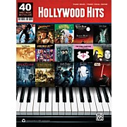 Alfred 40 Sheet Music Bestsellers: Hollywood Hits Book