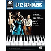 Alfred 40 Sheet Music Bestsellers: Jazz Standards Book