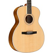 Taylor 400 Series 414e-N Grand Auditorium Nylon String Acoustic-Electric Guitar