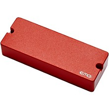 EMG 40DC Bass Humbucker Pickup Red