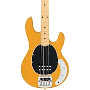 "Ernie Ball Music Man 40th Anniversary ""Old Smoothie"" Stingray Electric Bass Guitar"