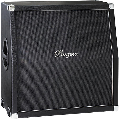 Bugera 412H-BK 200W 4x12 Guitar Speaker Cabinet-thumbnail