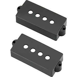 Fender Original '57 / '62 P Bass Pickup Cover Black