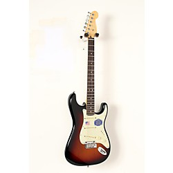 Fender American Deluxe Stratocaster Electric Guitar 3-Color Sunburst, Rosewood 1 -  USED005097 0119000700