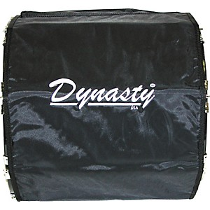 Dynasty Marching Bass Drum Covers 28 in. Cover
