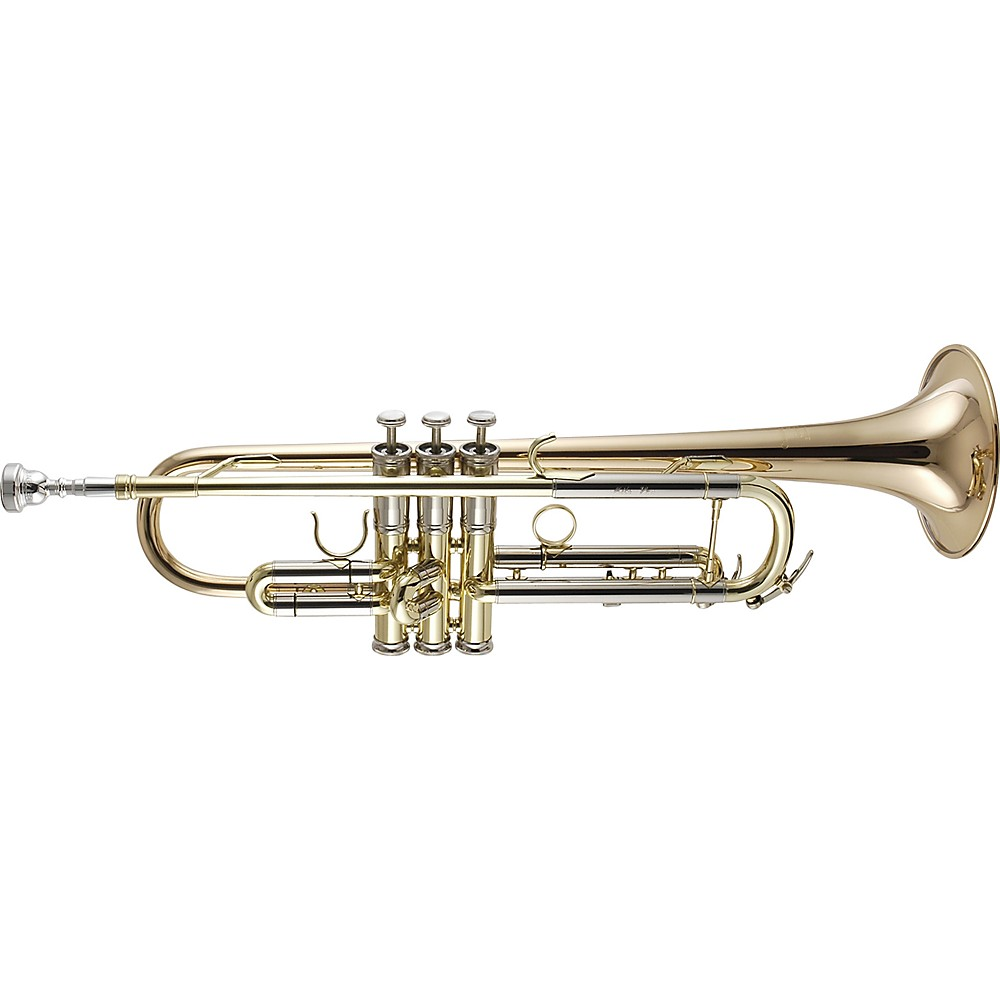how to clean old silver trumpet