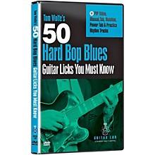 Emedia 50 Hard Bop Blues Licks You Must Know DVD