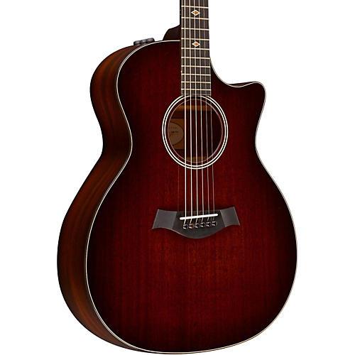 Taylor 500 Series M524Cce Grand Auditorium Acoustic-Electric Guitar-thumbnail