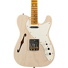 Fender Custom Shop '50s Relic Thinline Telecaster with Top Bind Custom Built - NAMM Limited Edition - DWBL