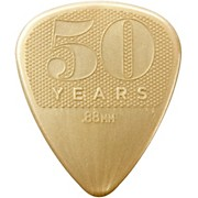 Dunlop 50th Anniversary Nylon Pick, .88mm (32-Pack)