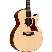 Taylor 514ce Lutz Florentine Gotoh Grand Auditorium Acoustic-Electric Guitar