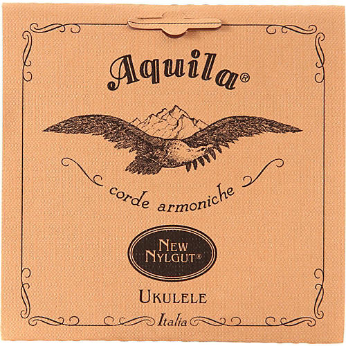 AQUILA 53117  Low G Tenor Ukulele Strings-thumbnail