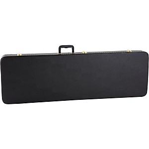 Musician's Gear Deluxe Bass Case Black